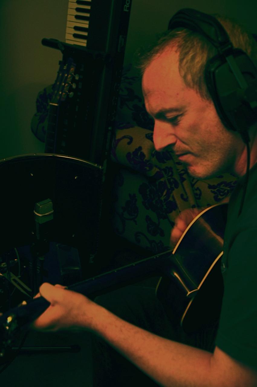 Brendan Tallon - photo by Karol Tallon